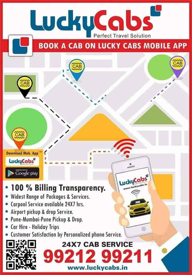 Lucky Cabs Sadashiv Peth Car Hire In Pune Justdial