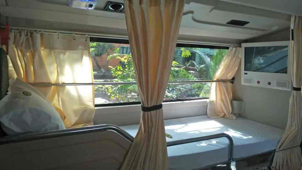 Neeta Tours And Travels Katraj Bus Services In Pune