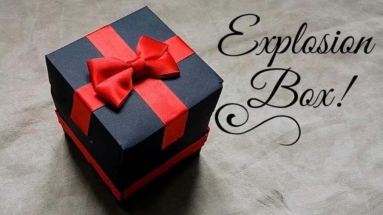 Saara Gift Box And Explosion Box, Ambegaon Pathar - Sara Gift Box ...