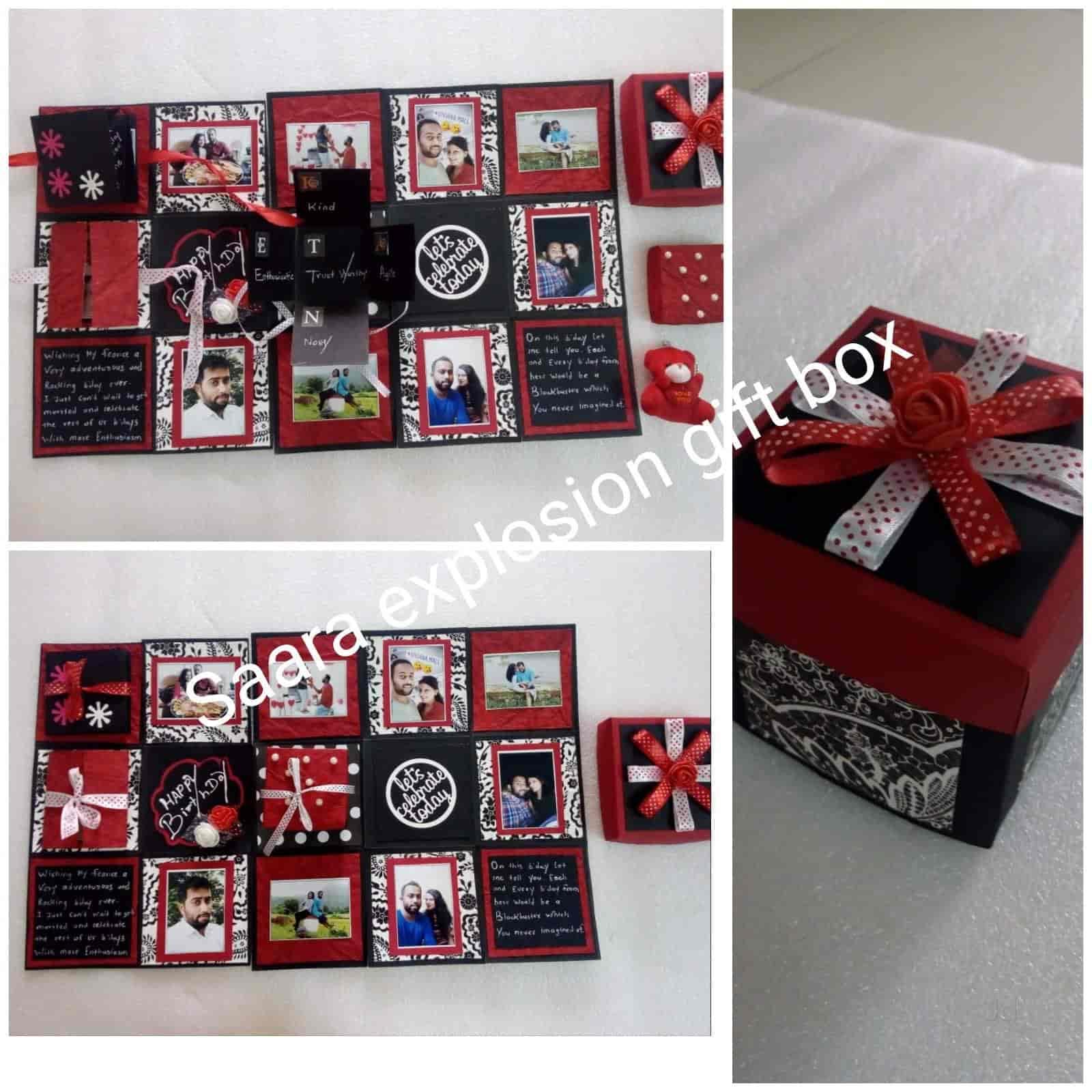 Saara Gift Box And Explosion Ambegaon Pathar