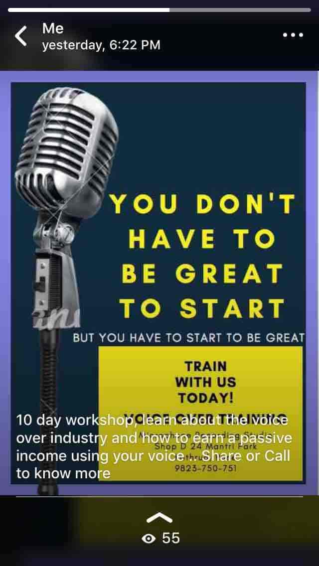 Tell Me About Your Day Today: With Audio Recording