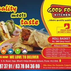 Good Food Kitchen Restaurant Photos Model Colony Pune Fast
