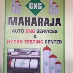 Maharaja Auto CNG Services & Hydro Testing Center, Chakan - CNG