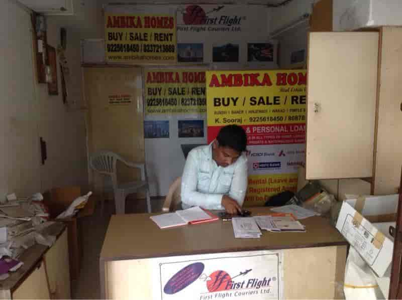 First Flight Couriers Limited, Aundh - Transporters in Pune