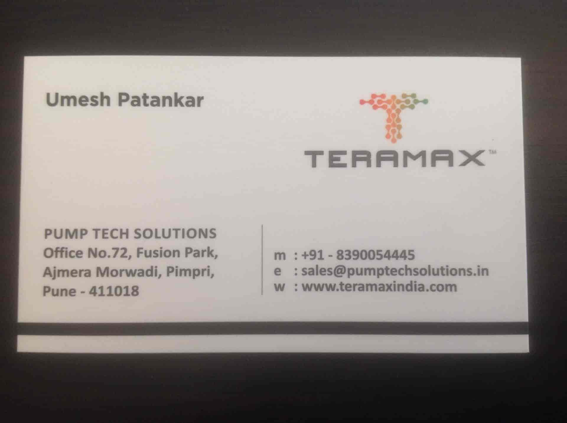 Pump Tech Solutions