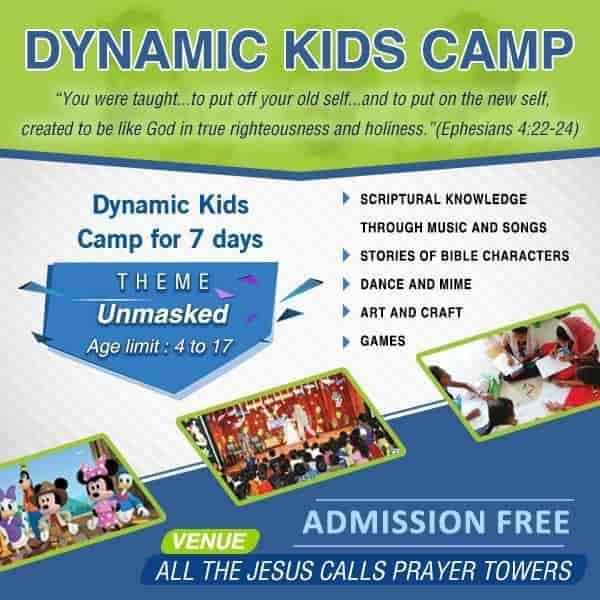 Jesus Calls Prayer Center, Camp - Religious Trusts in Pune - Justdial