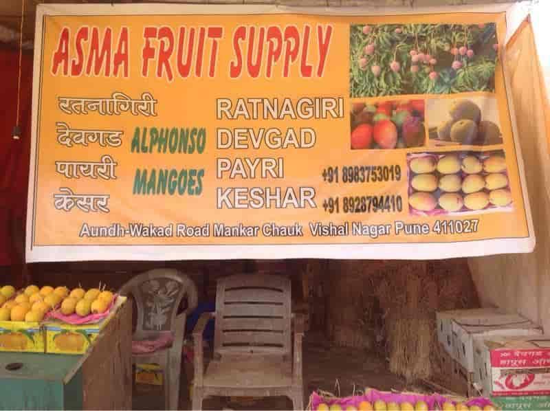 Asma Fruit Supply, Wakad - Mango Wholesalers in Pune - Justdial