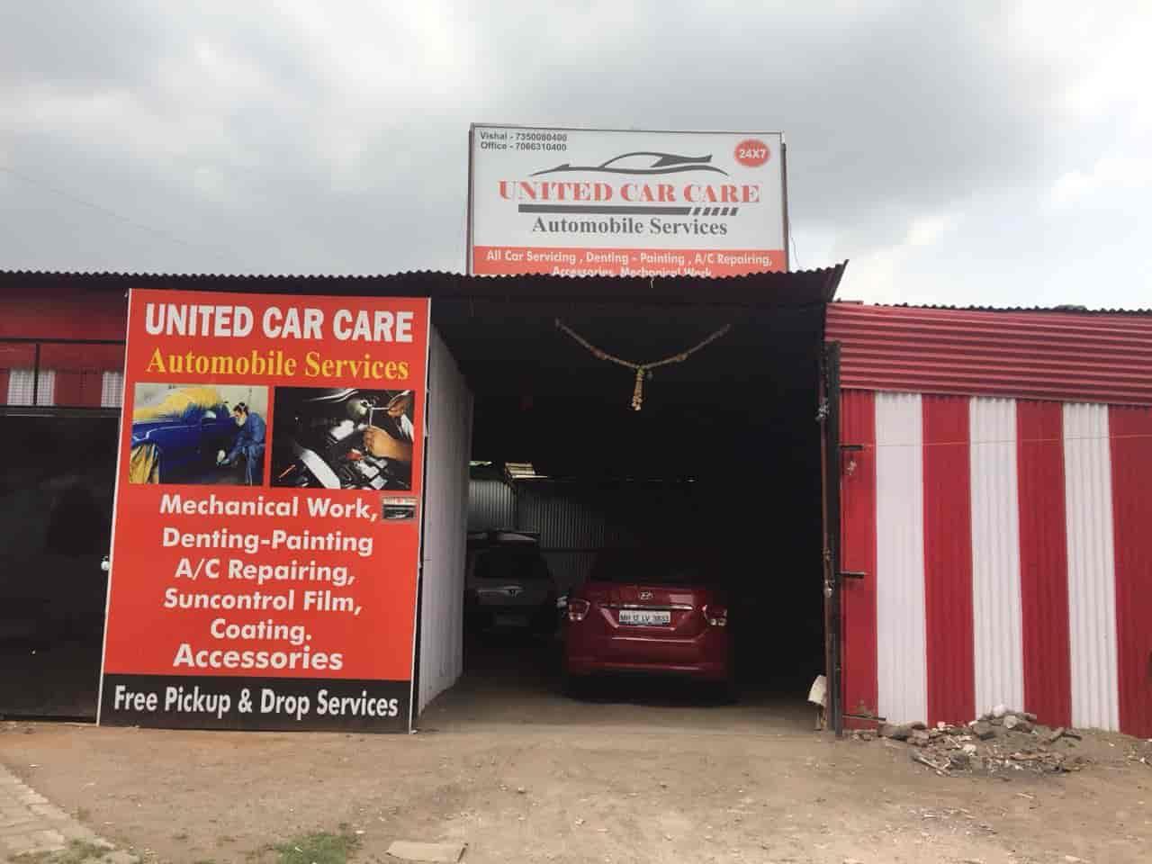 United Car Care >> United Car Care Automobile Services Photos Pimple Nilakh