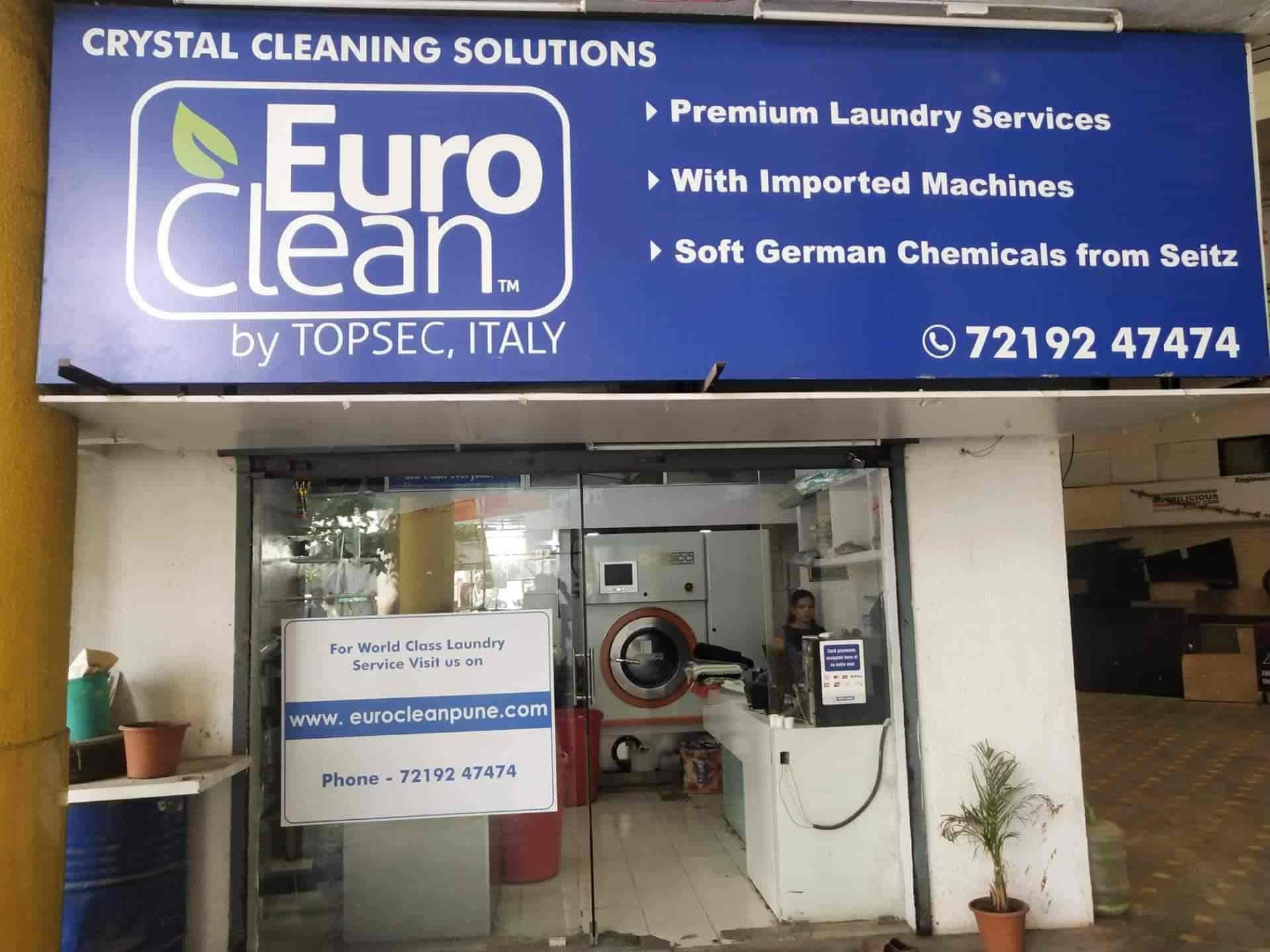 Euro Clean Laundry Services, Baner - Laundry Services in pune - Justdial