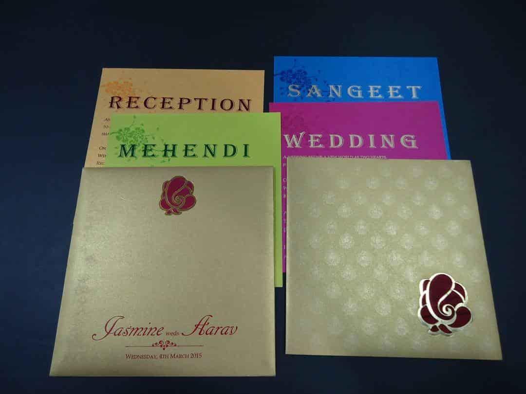 Wedding Card Online Store