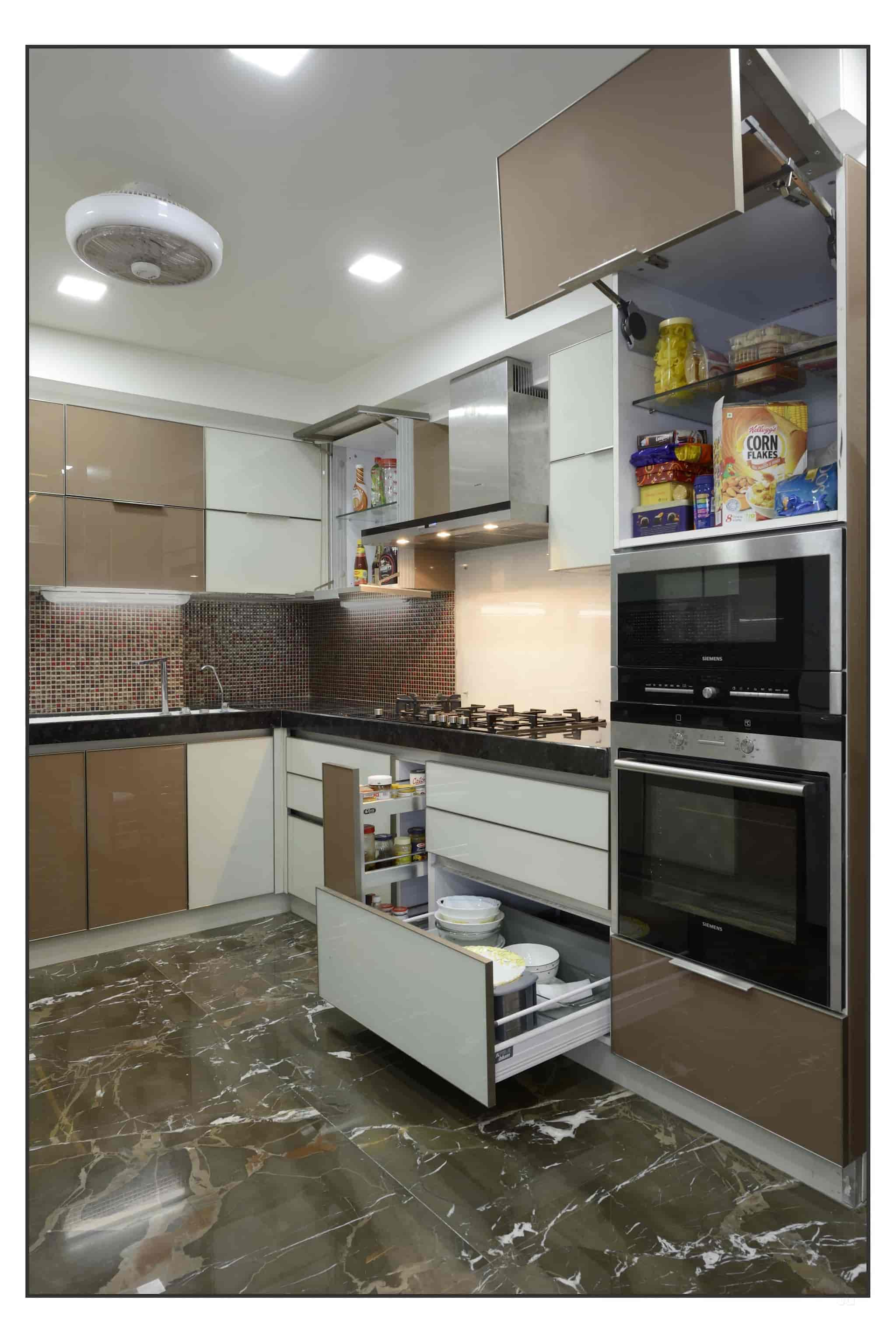 Al Husain Decor & Kitchen, Kedari Nagar-Wanowrie - Interior