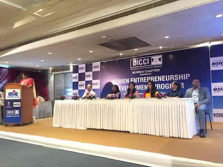 Dalit Indian Chamber Of Commerce & Industries, Camp - Business