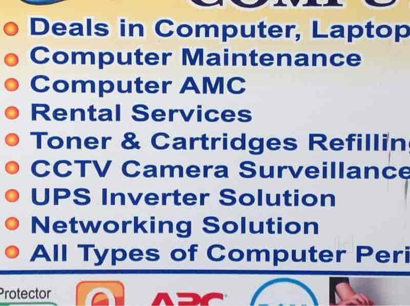 I T Solution, Pimple Gurav - Computer Repair & Services in
