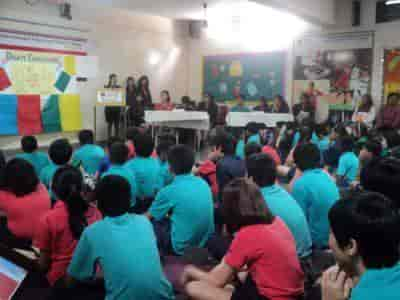 'Spark and Carnival': Inter-school competition by RIMS School