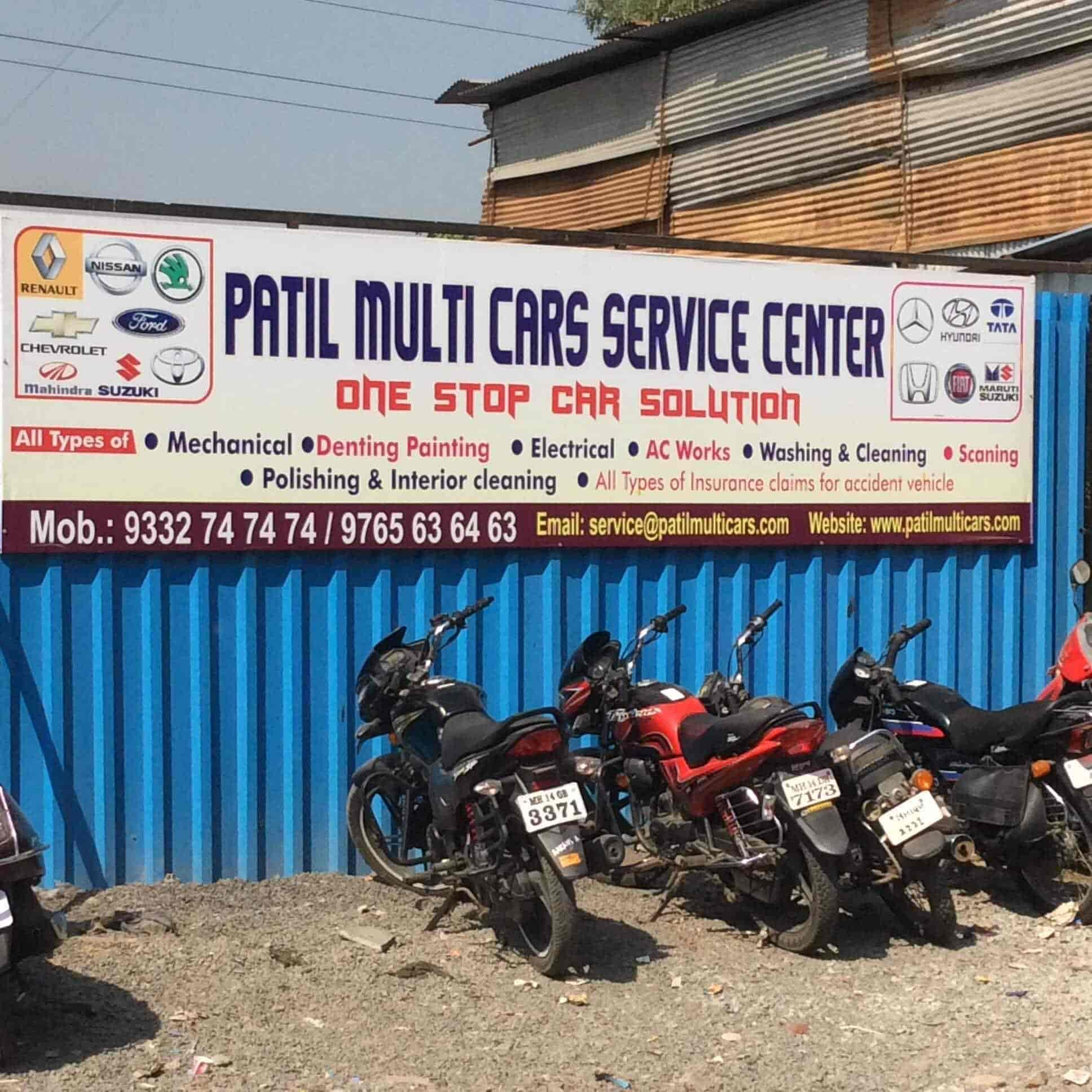 Patil Multicars Service Center Thergaon Second Hand Car Dealers In Pune Justdial