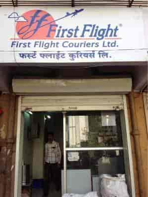 First Flight Couriers Ltd, Magarpatta City hadapsar