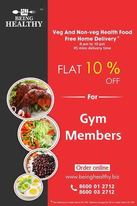 Being Healthy Wakad Pune Chinese North Indian Diet