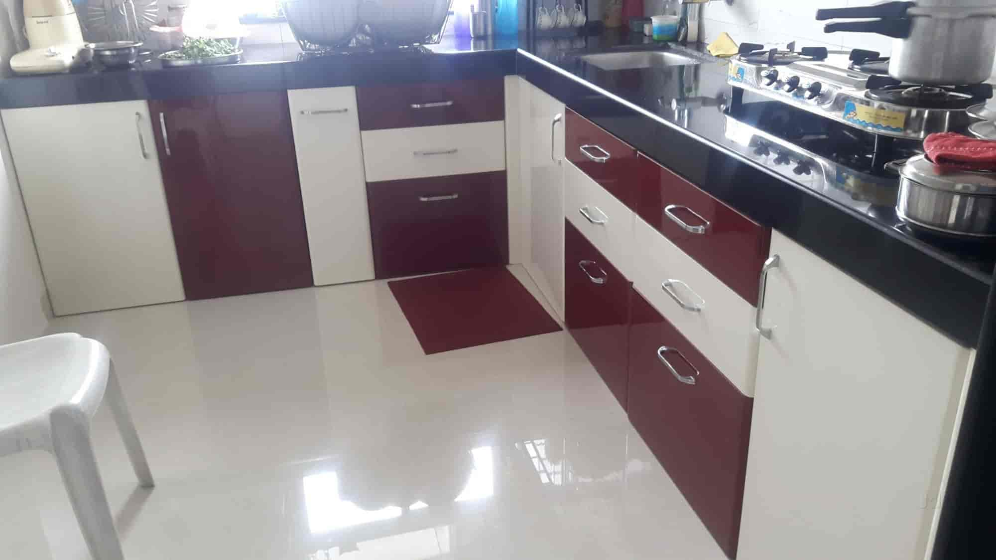 ... Pancharatna Modular Kitchen U0026 Furniture Photos, Wakad, Pune   Kitchen  Trolley Dealers ...