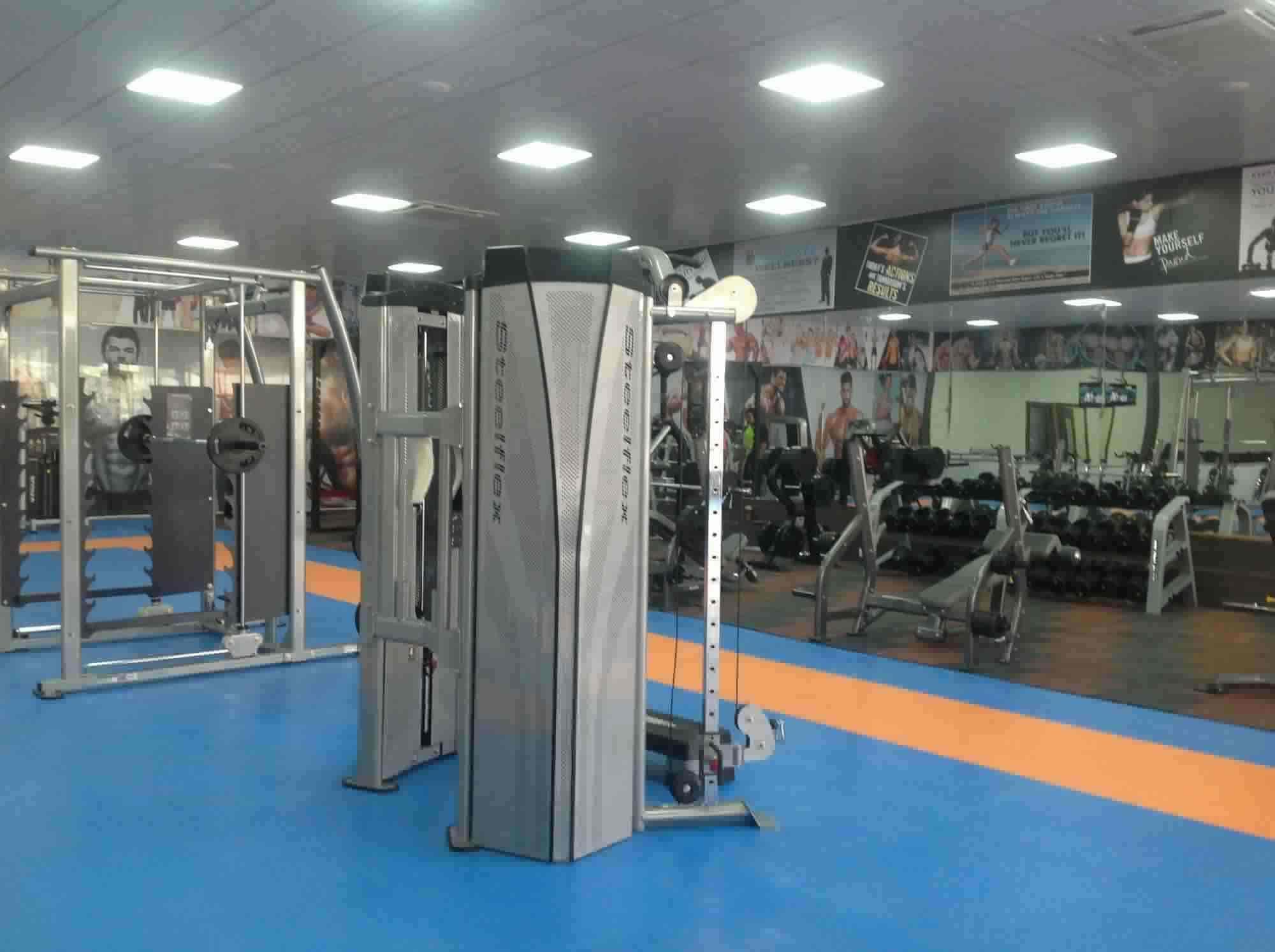 Silver Fitness Club, Chikhali - Body