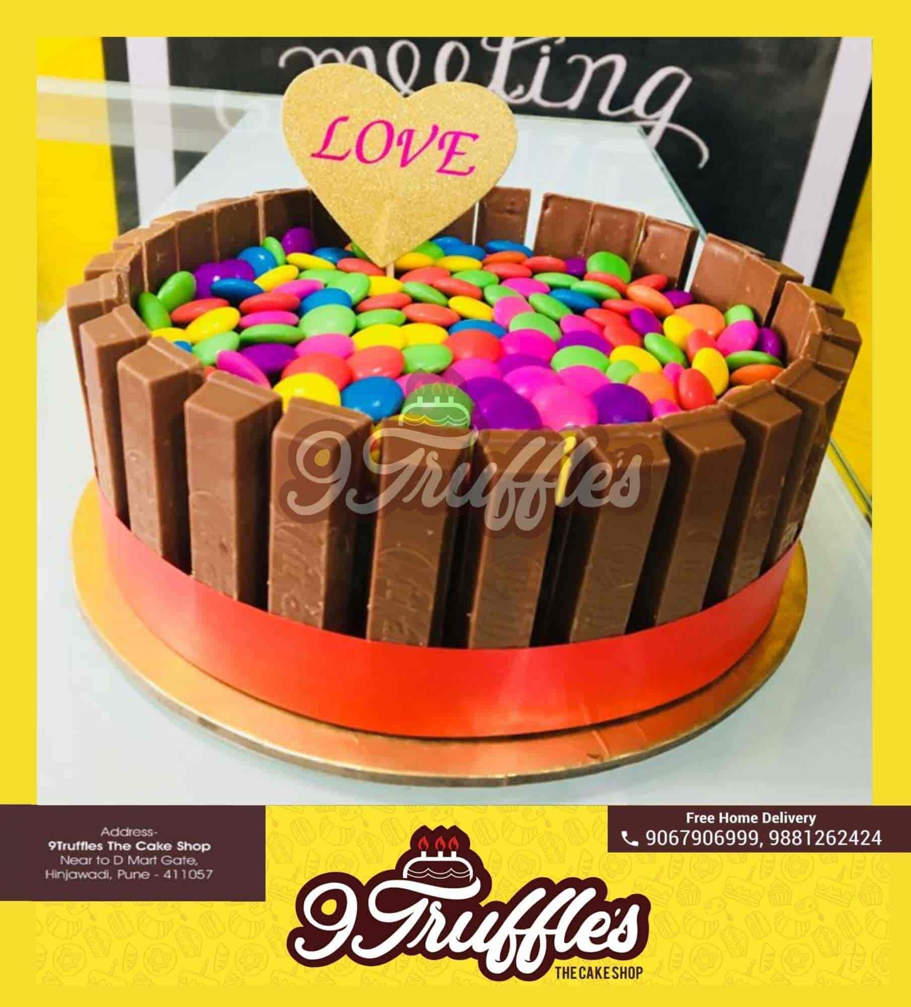 9 Truffles Cake Shop Hinjawadi Pune
