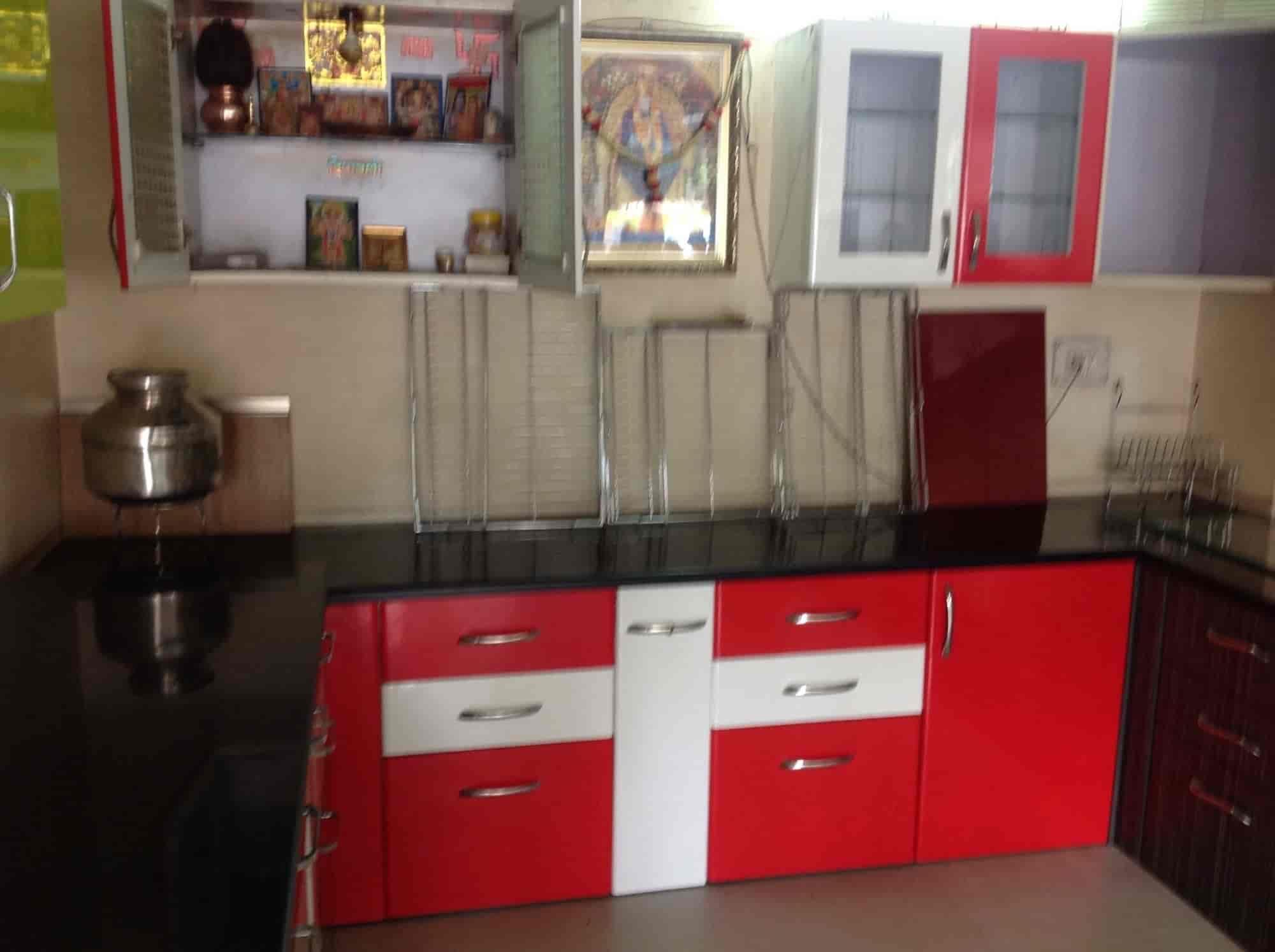 Vijayalaxmi Kitchen Trolley And Interior Designer Kharadi
