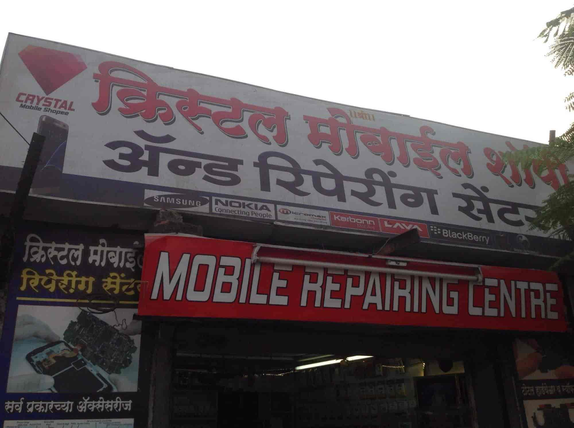 Crystal Mobile Repairing Hinjawadi Phone Dealers In Pune Justdial