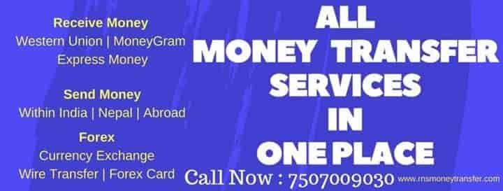 Western Union Rns Money Transfers Services, Rasta Peth