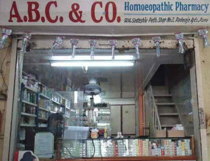 Abc And Company Homoeopathic Bio Chemic Pharmacy