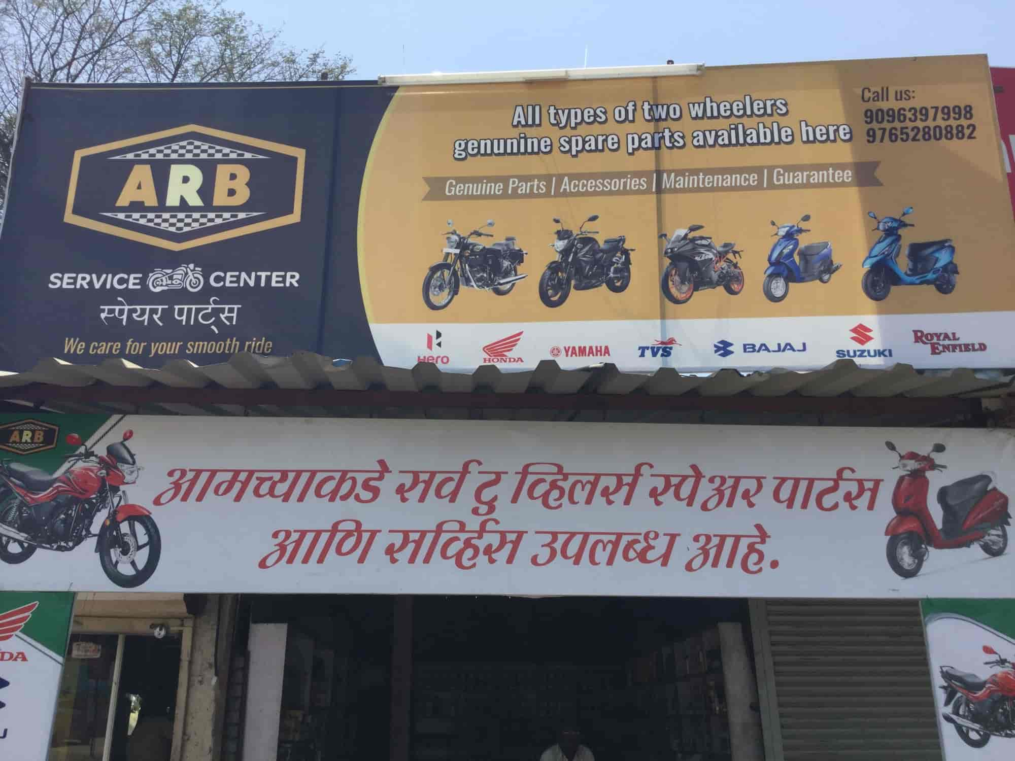 ARB Service Center, HINJAWADI PHASE 3 - Motorcycle Repair