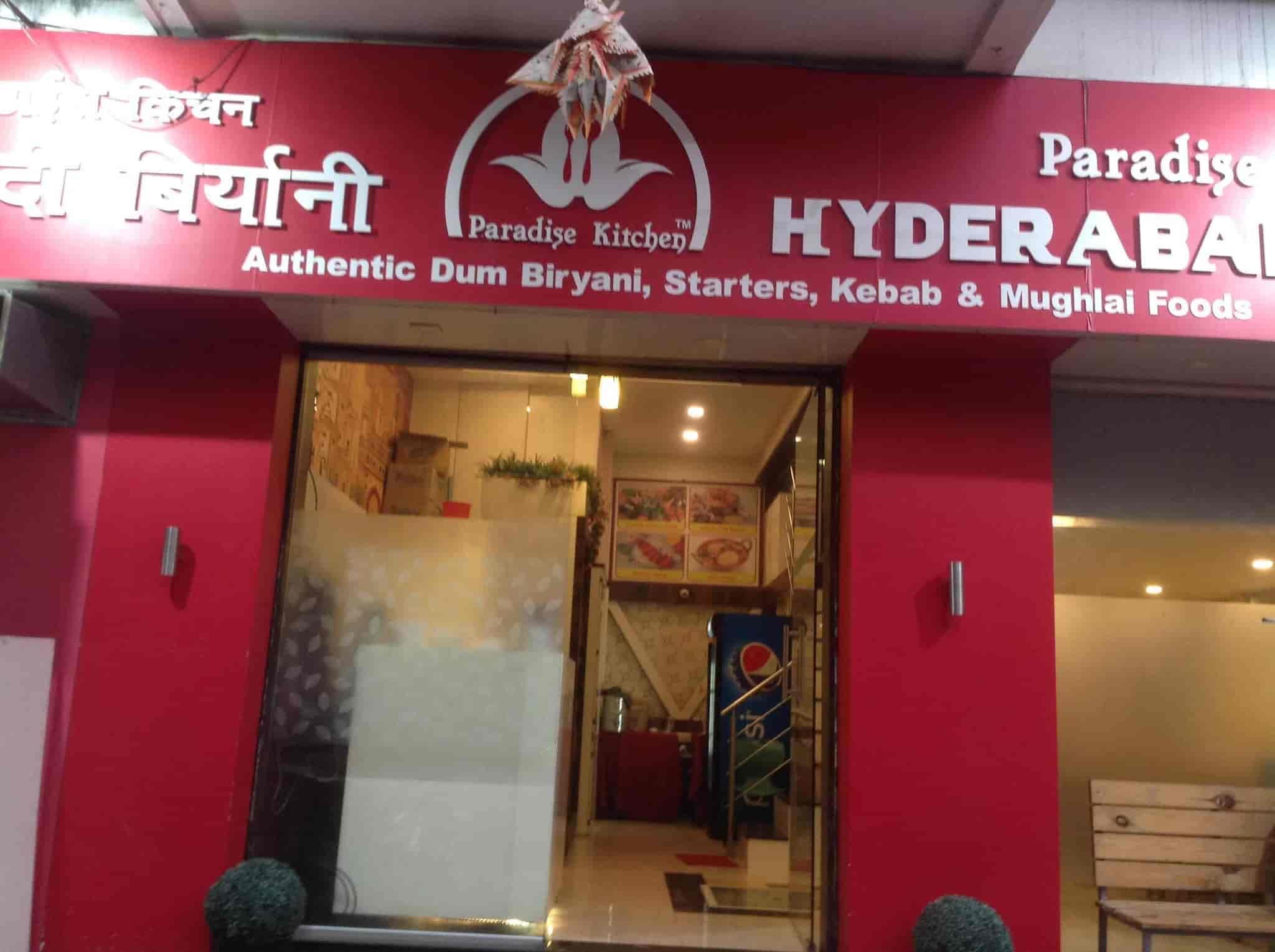 Paradise kitchen hyderabadi biryani kothrud pune biryani north indian cuisine restaurant justdial