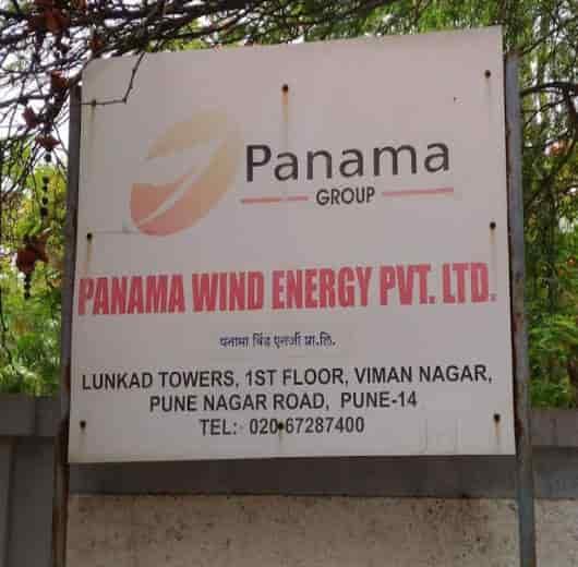 Panama Group Viman Nagar Wind Energy Equipment In Pune Justdial