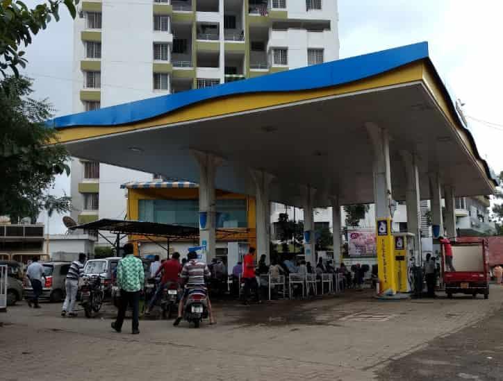 Vardhaman Petrol Depot And Cng Pump, Warje - Petrol Pumps in
