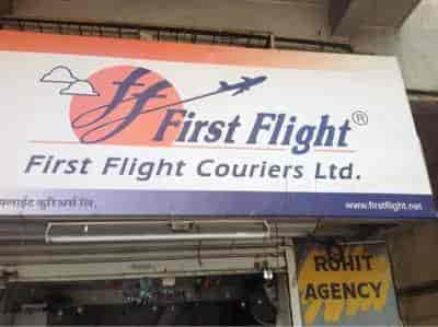 First Flight Couriers Ltd, Rasta Peth - Courier Services in