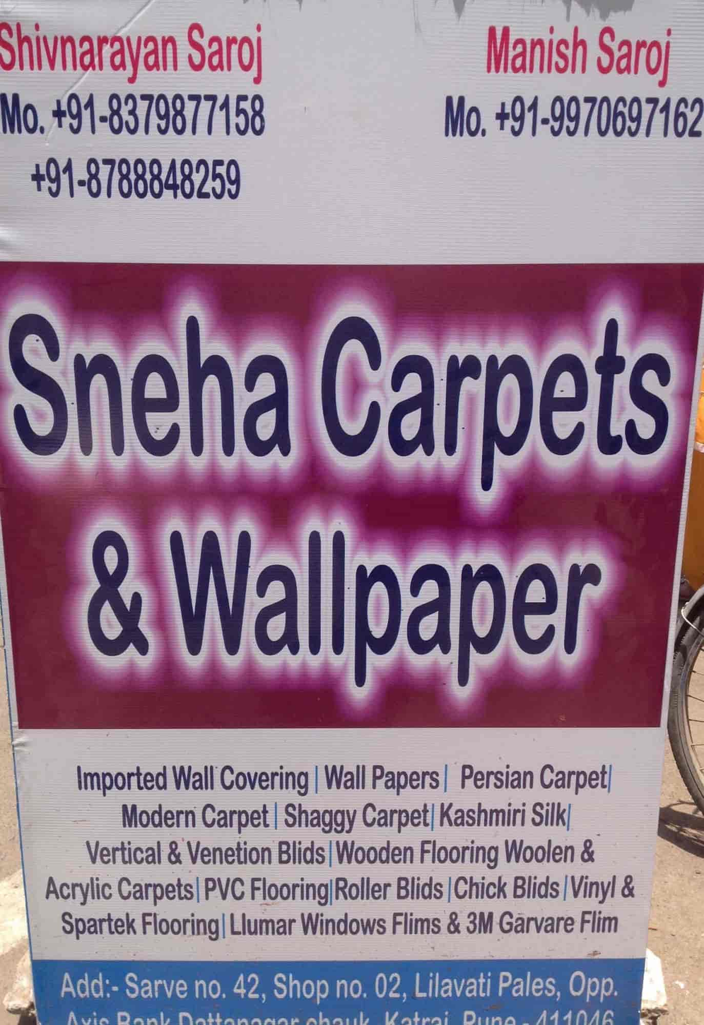 Sneha Carpets And Wallpaper Katraj Wall Paper Dealers In Pune Justdial