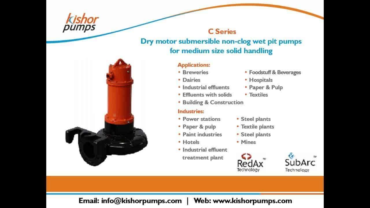 Kishor Pumps