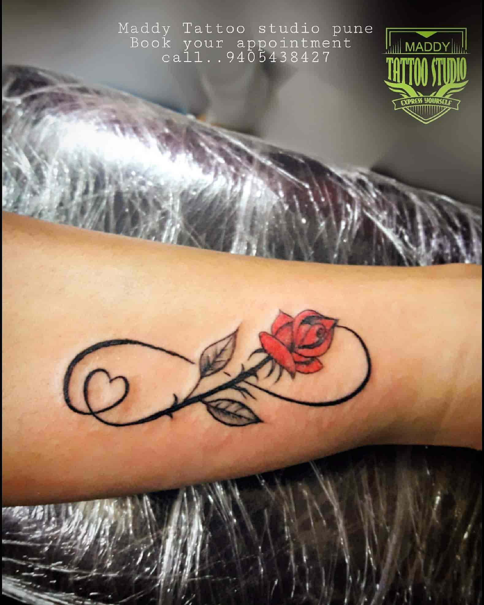 Maddy Tattoos Studio Camp Tattoo Artists In Pune Pune