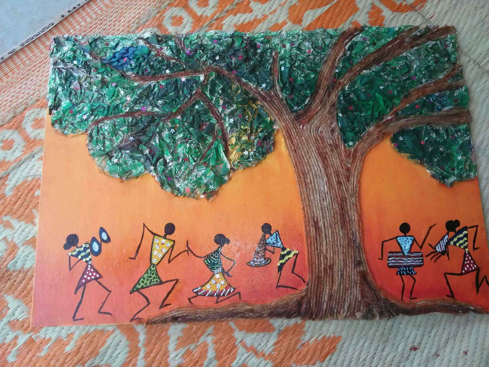 Usha Art And Craft Classes Photos Wanowrie Pune Pictures Images