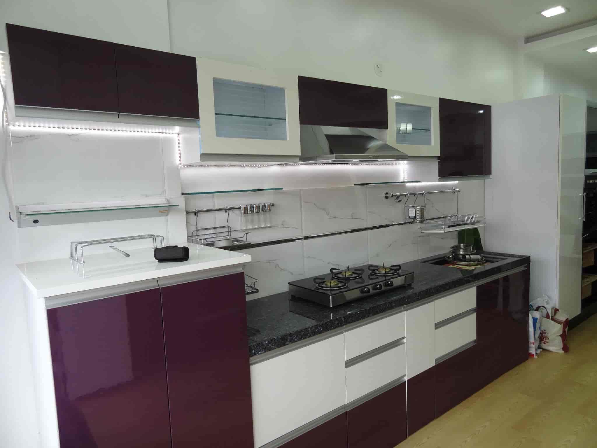 kitchen design in pune.  Modular Kitchen Design View D Decor And Interior Closed Down Photos Wakad Pune