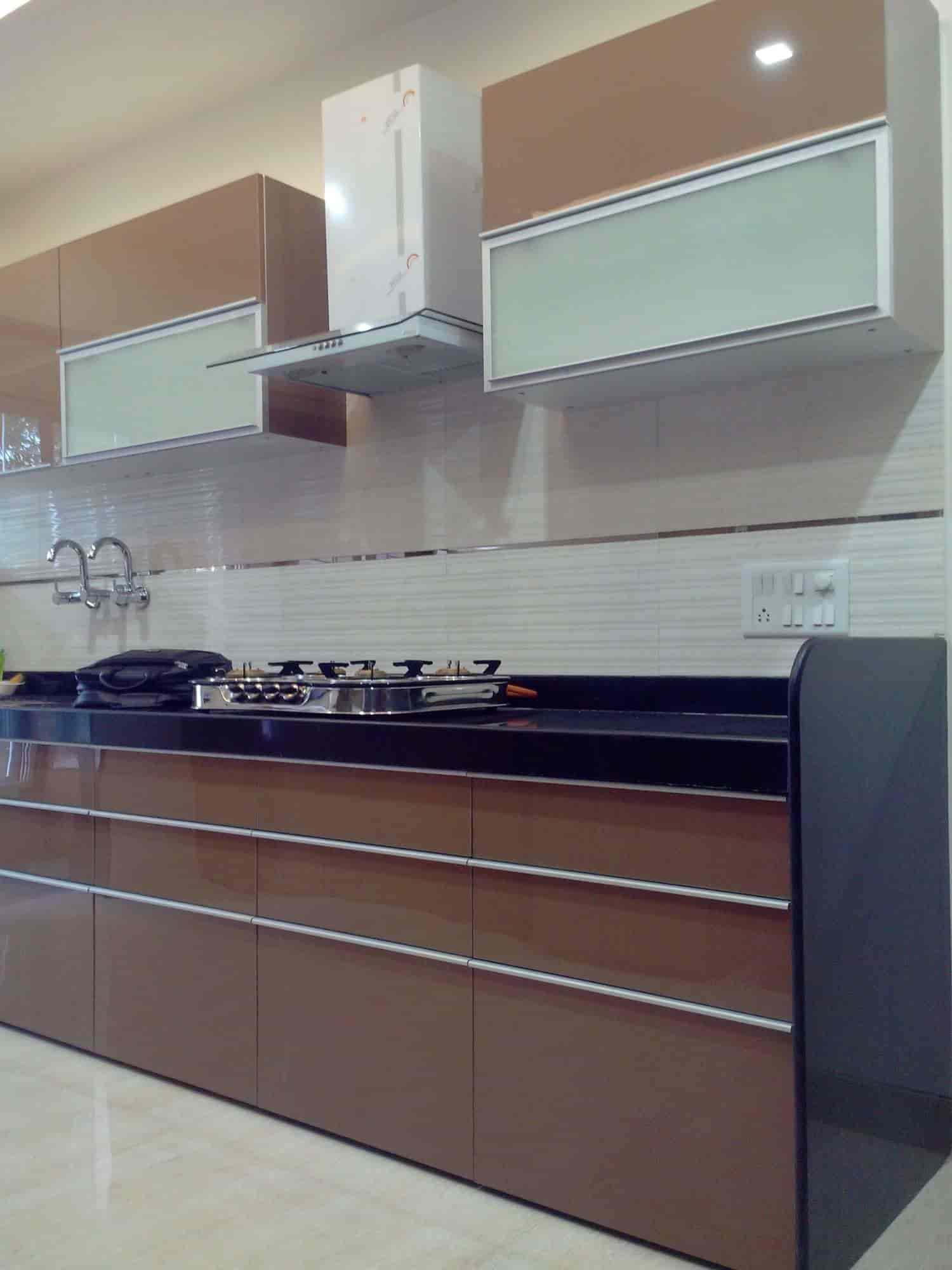 ... Modular Kitchen   Kitchen 9 Photos, Wakad, Pune   Kitchen Trolley  Manufacturers ...