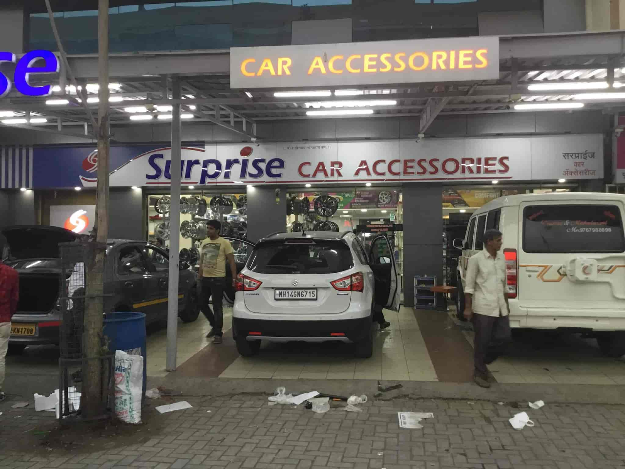 Surprise Car Accessories, Kasarwadi - Car Accessory Dealers in ...