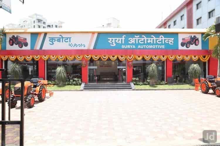 Surya Automotive, Manjari Budruk - Tractor Dealers-Kubota in Pune