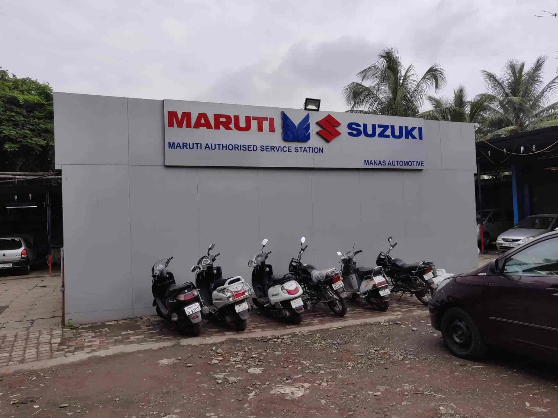 Manas Automotive Karve Nagar Hingne Budrukh Car Repair Services Maruti Suzuki In Pune Justdial