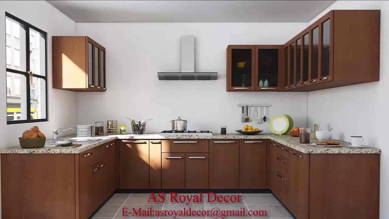 Jainams Modular Kitchen Interior Furniture Photos Wakad Pune