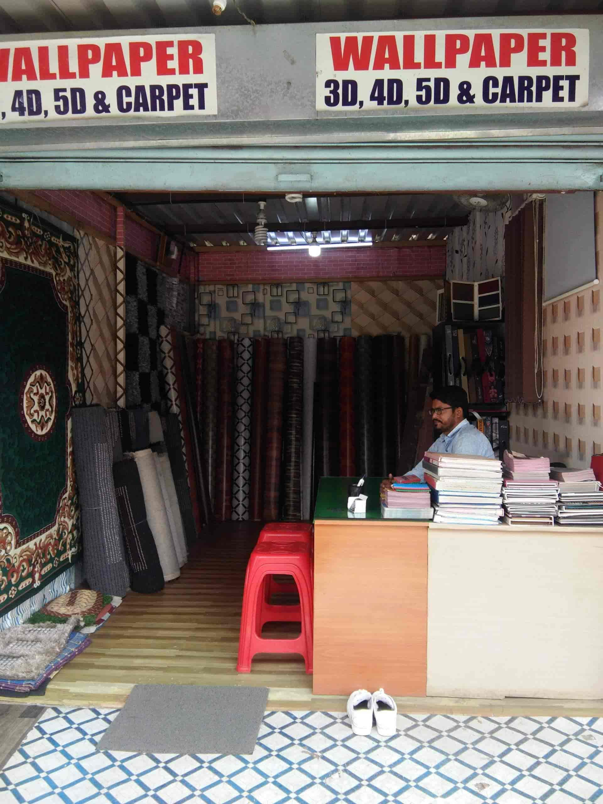 H Decor Wallpaper And Carpet Rahatani Wall Paper Dealers In Pune