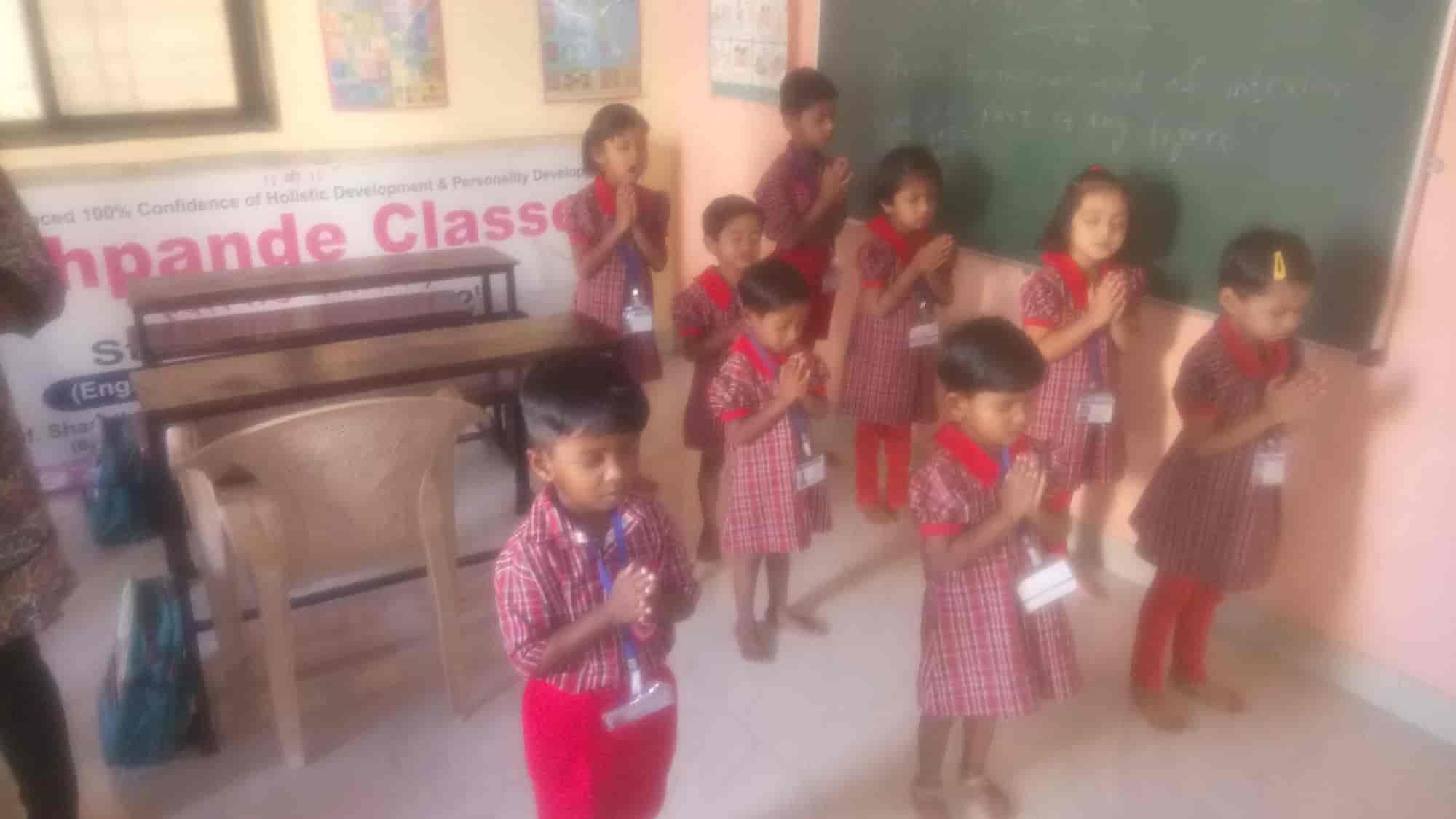 Students Creative Nursery School Photos Bavdhan Pune Kindergartens