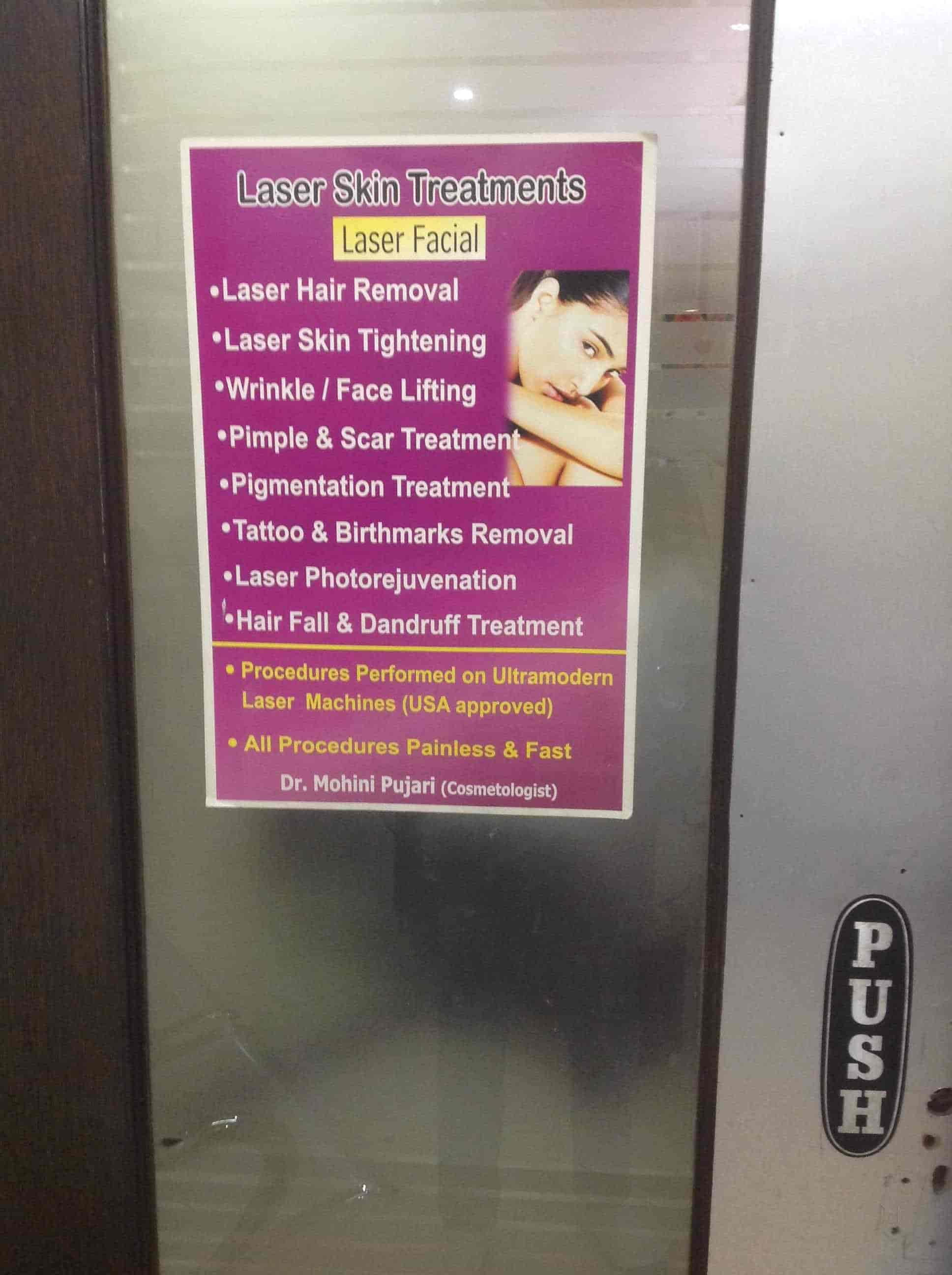 Laser Skin Clinic - Laser Treatment For Scar - Book Appointment
