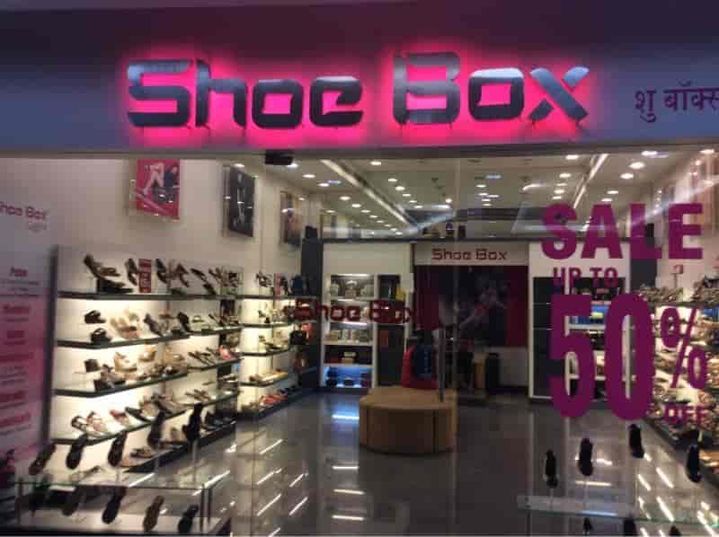 Shoes Box (Amanora Mall), Magarpatta