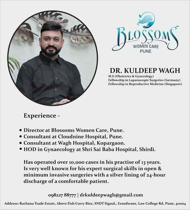 Blossoms Women Care - Sonography Centres - Book Appointment