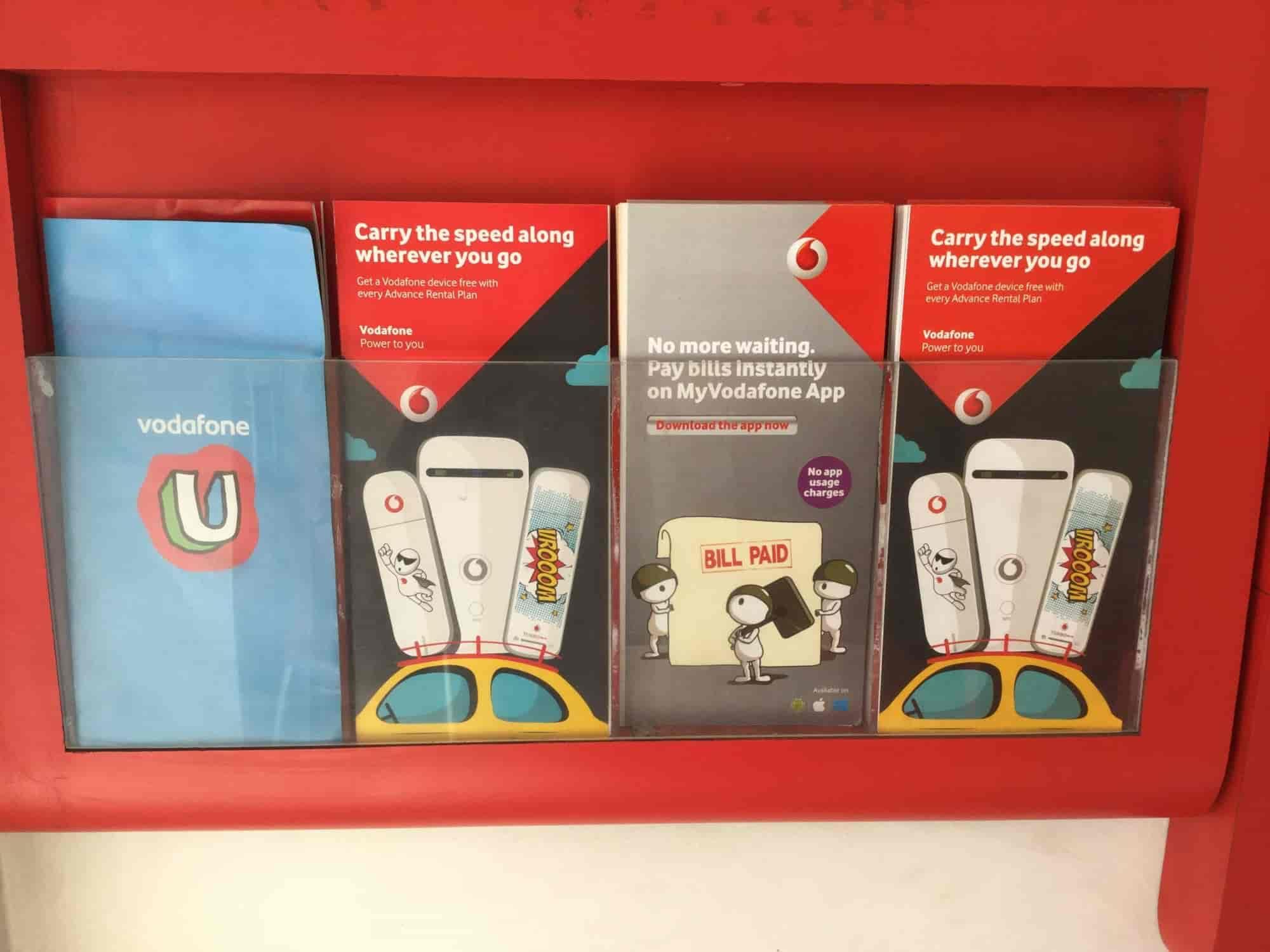 Vodafone Mini Store, Pimple Saudagar - Mobile Phone Service