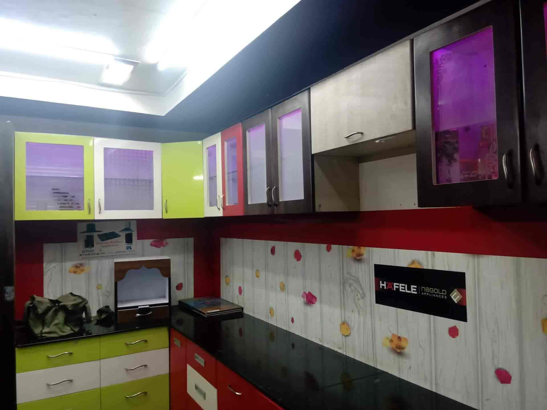 Sangam Modular Kitchen Wooden Furniture Kondhwa Budruk Kitchen Trolley Dealers In Pune Justdial